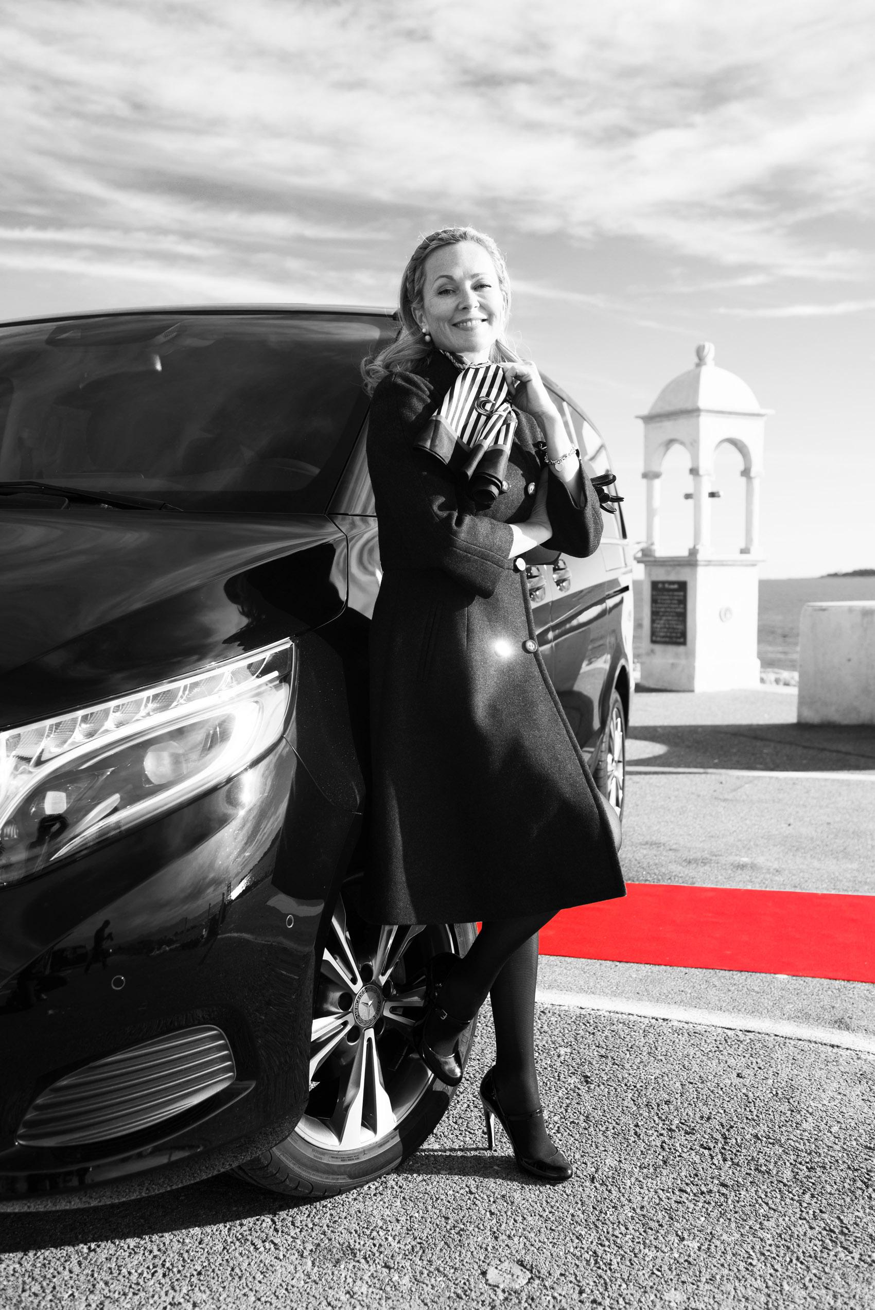 Romy Jay vtc - Location de voiture avec chauffeur sur Nice, Cannes et Côte d'Azur - Chauffeur privé